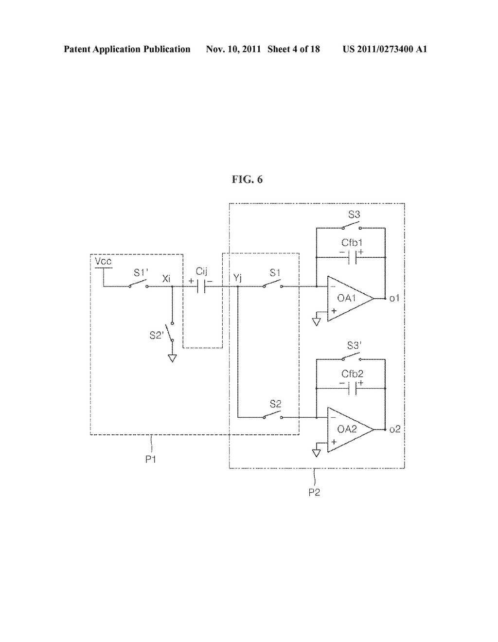 INTEGRATOR CIRCUIT WITH INVERTING INTEGRATOR AND NON