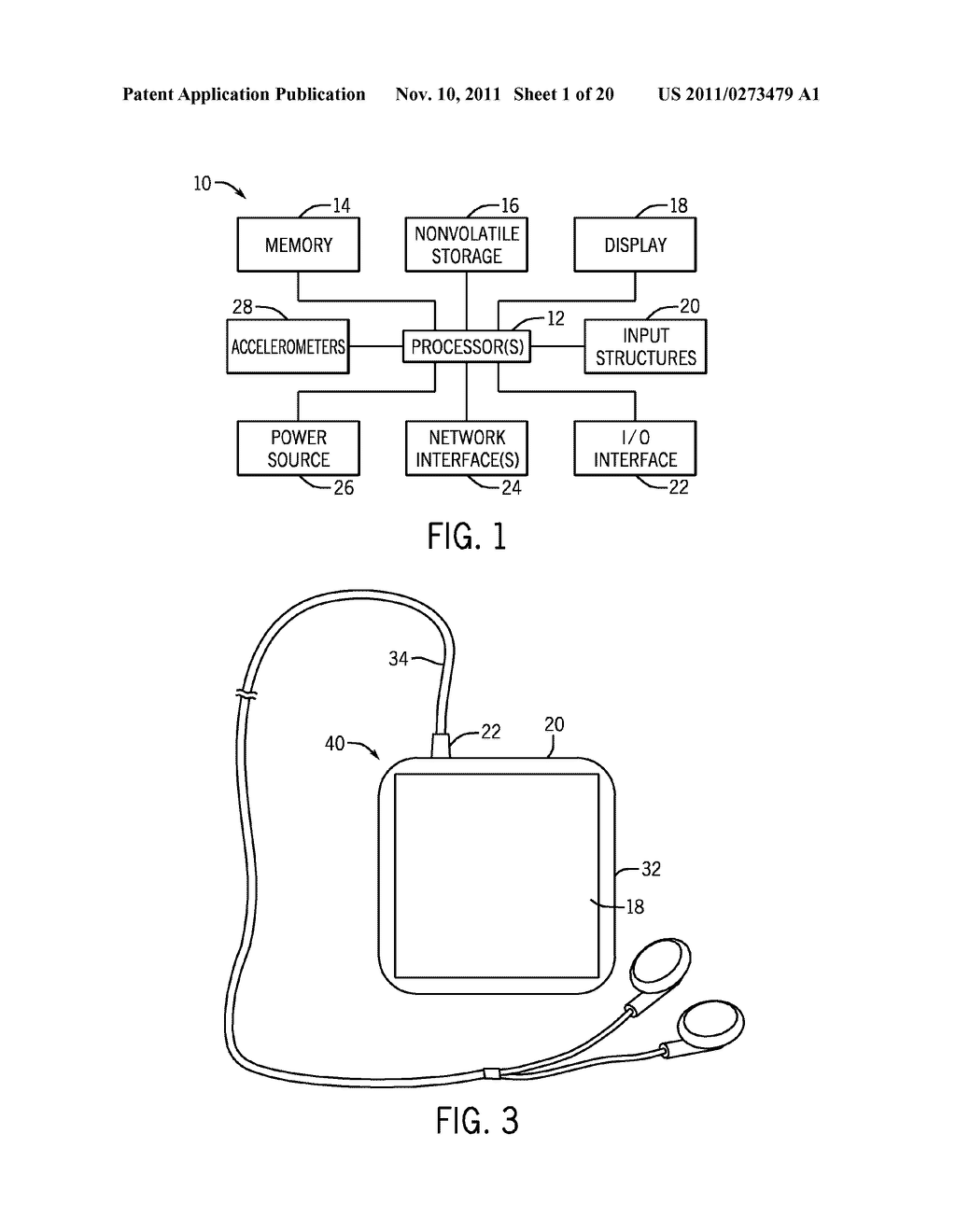 SYSTEMS AND METHODS FOR DISPLAYING VISUAL INFORMATION ON A DEVICE - diagram, schematic, and image 02