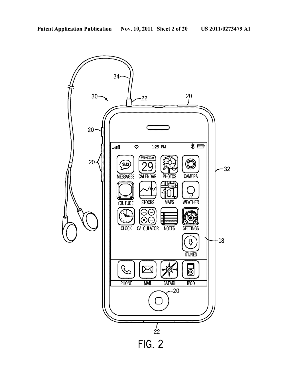 SYSTEMS AND METHODS FOR DISPLAYING VISUAL INFORMATION ON A DEVICE - diagram, schematic, and image 03