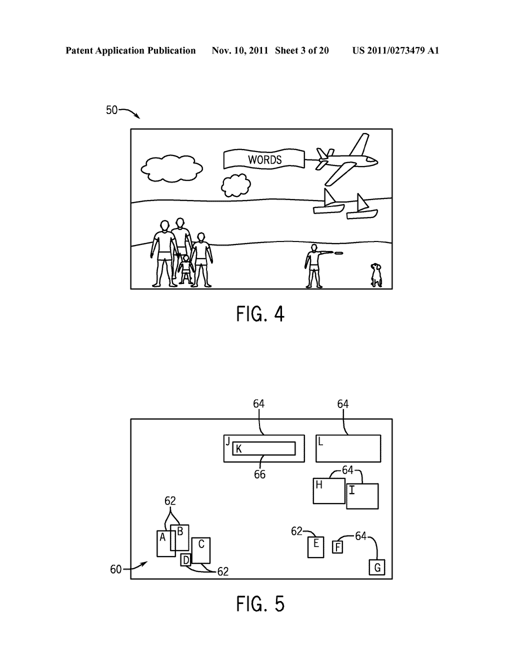 SYSTEMS AND METHODS FOR DISPLAYING VISUAL INFORMATION ON A DEVICE - diagram, schematic, and image 04