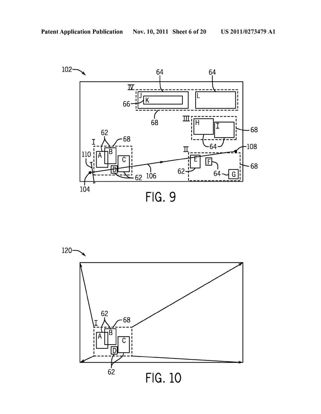 SYSTEMS AND METHODS FOR DISPLAYING VISUAL INFORMATION ON A DEVICE - diagram, schematic, and image 07