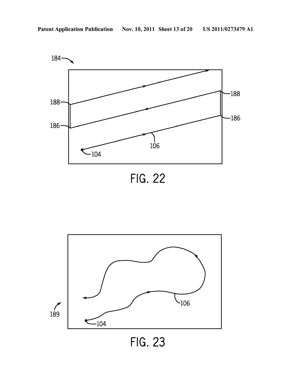 SYSTEMS AND METHODS FOR DISPLAYING VISUAL INFORMATION ON A DEVICE - diagram, schematic, and image 14