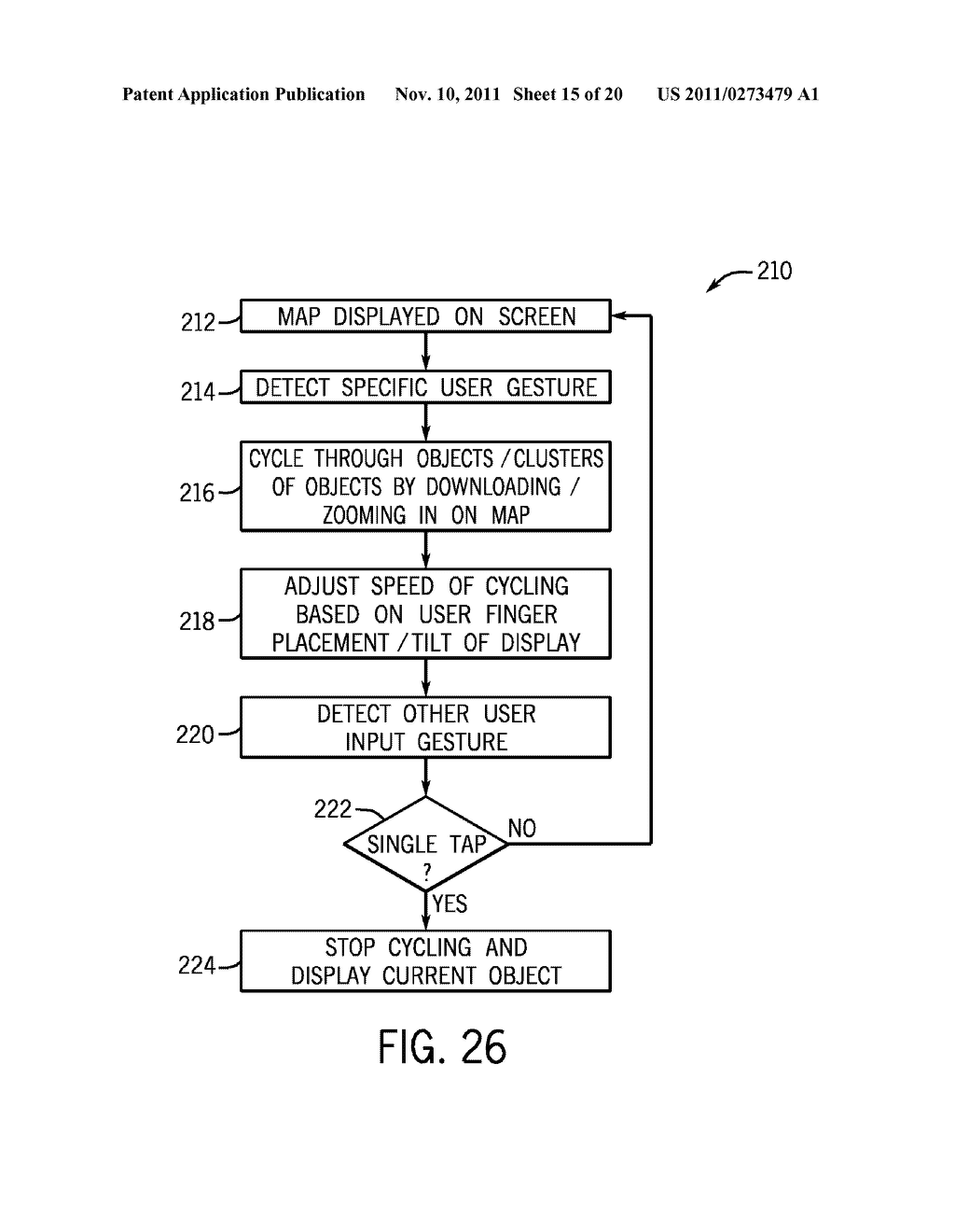 SYSTEMS AND METHODS FOR DISPLAYING VISUAL INFORMATION ON A DEVICE - diagram, schematic, and image 16