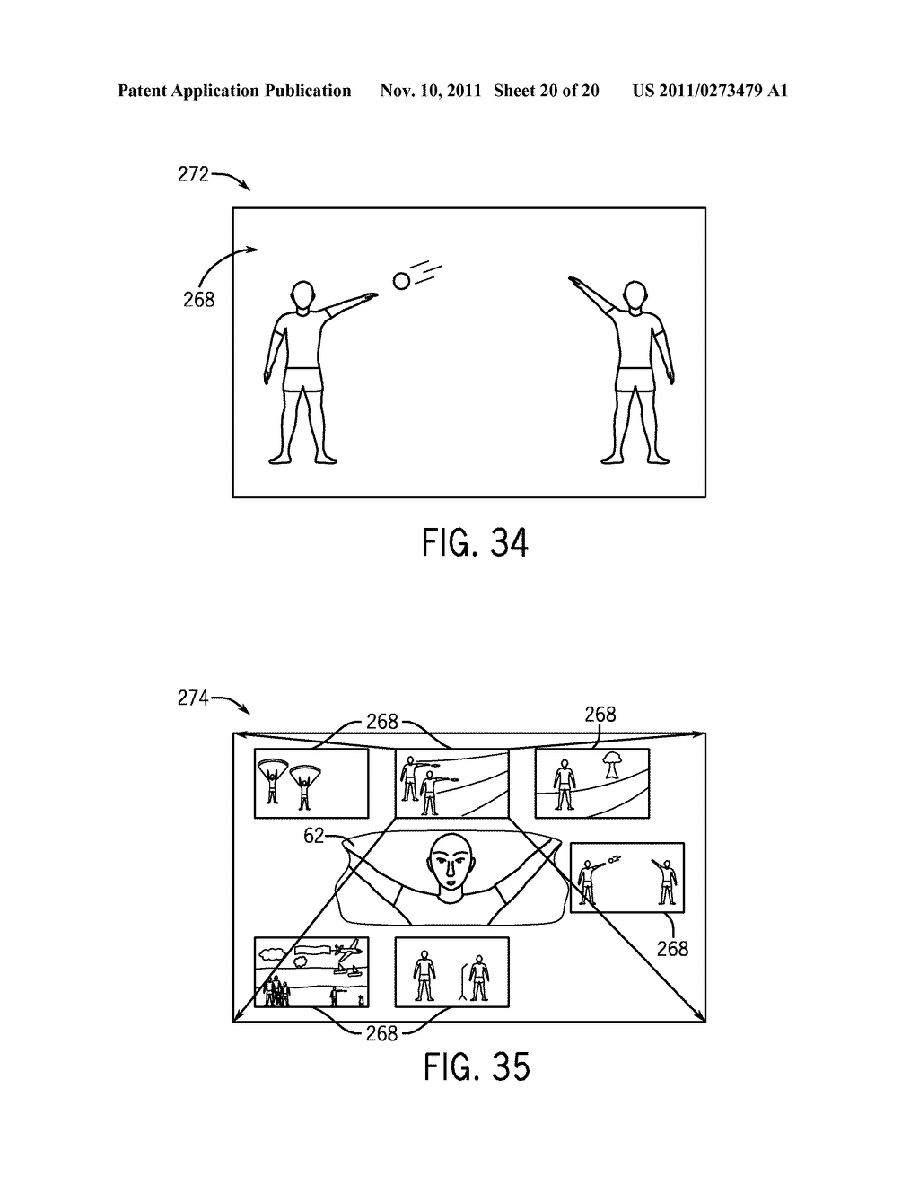 SYSTEMS AND METHODS FOR DISPLAYING VISUAL INFORMATION ON A DEVICE - diagram, schematic, and image 21