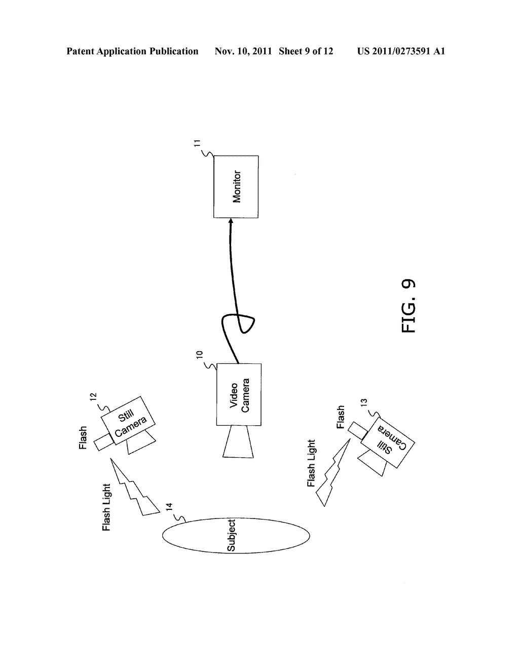 Imaging Apparatus External Flash Correction Method Recording Camera Circuit Diagram Medium And Integrated Schematic Image 10