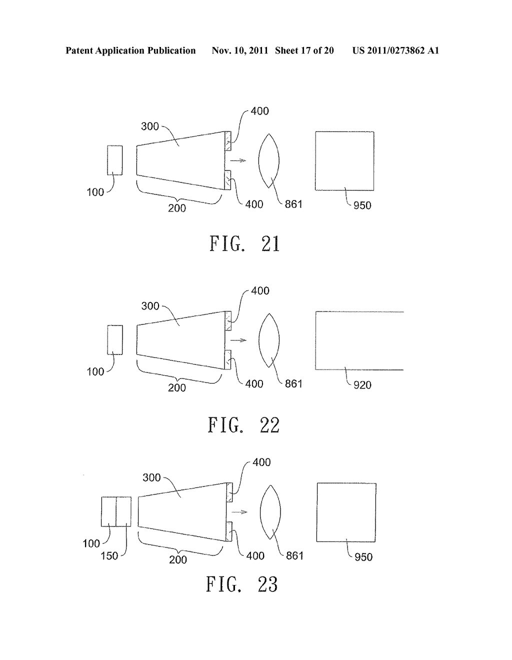 ILLUMINATION SYSTEM AND METHOD FOR RECYCLING  LIGHT TO INCREASE THE     BRIGHTNESS OF THE LIGHT SOURCE - diagram, schematic, and image 18