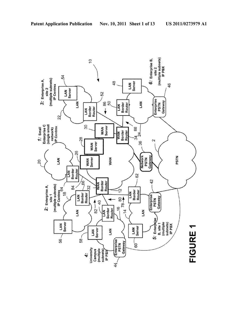 METHOD AND APPARATUS FOR PSTN-BASED IP ACTIVE CALL RECOVERY AND RE-ROUTING - diagram, schematic, and image 02