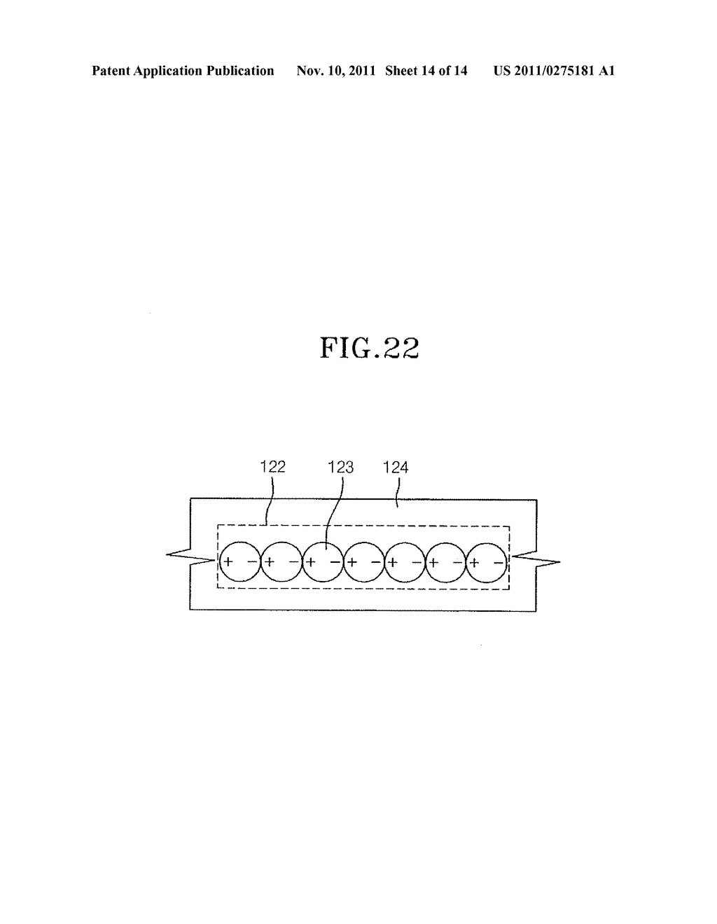 SEMICONDUCTOR PACKAGE HAVING AN ANTENNA WITH REDUCED AREA AND METHOD FOR     FABRICATING THE SAME - diagram, schematic, and image 15
