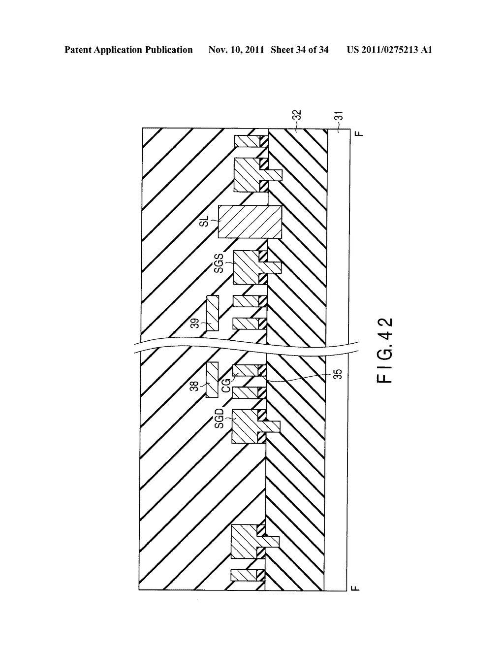 SEMICONDUCTOR DEVICE AND MANUFACTURING METHOD THEREOF - diagram, schematic, and image 35