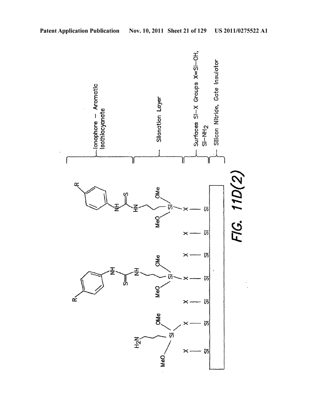Method and Apparatus for Rapid Nucleic Acid Sequencing - diagram, schematic, and image 22