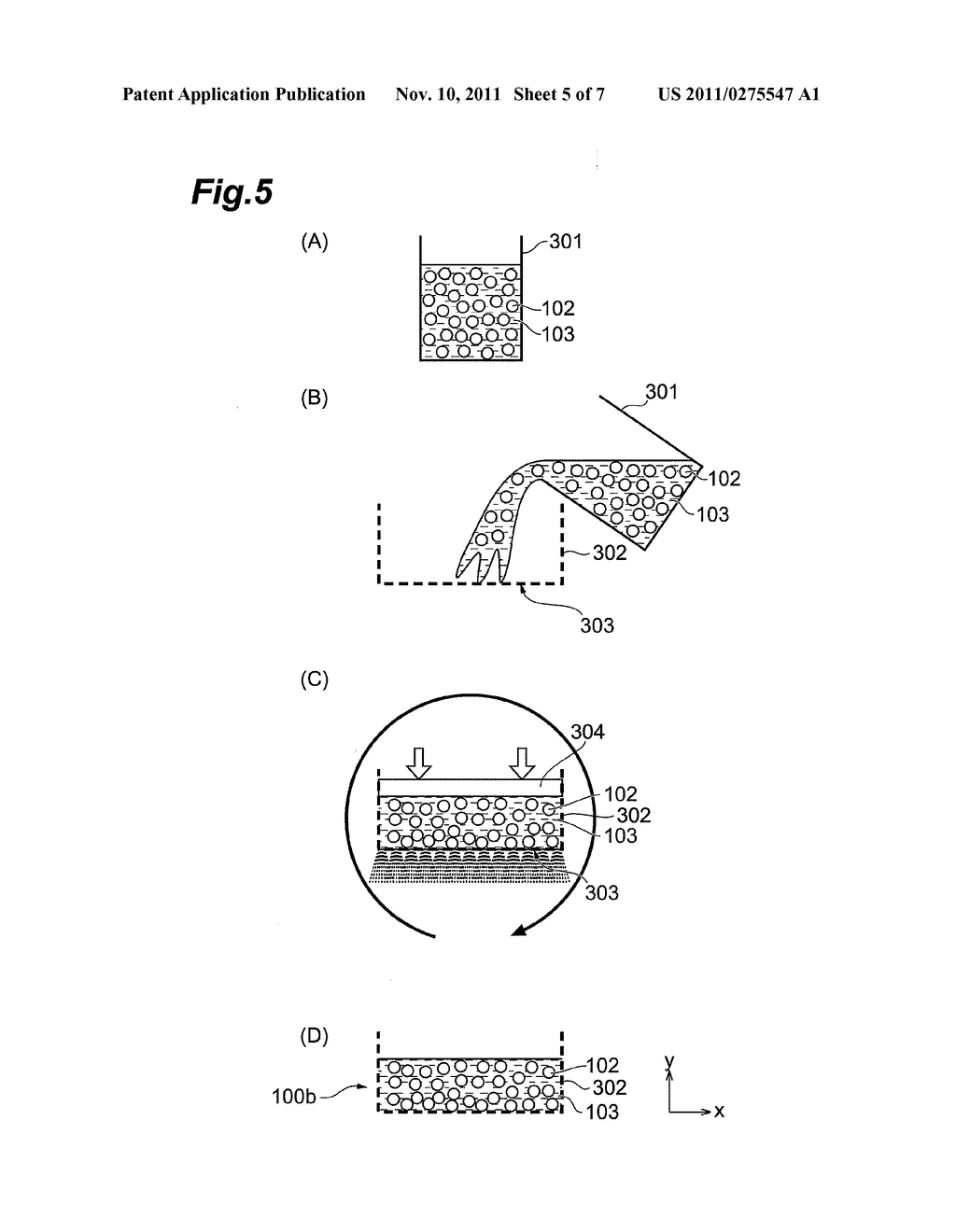 METHOD FOR MANUFACTURING FRICTION MATERIAL, FRICTION MATERIAL AND BRAKING     DEVICE - diagram, schematic, and image 06