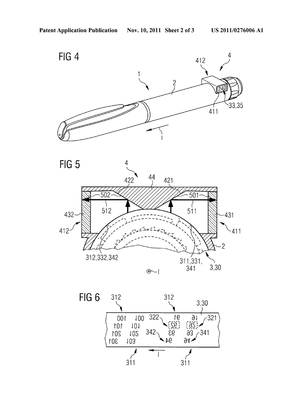 Medication Delivery Device and Method of Assembling a Medication Delivery     Device - diagram, schematic, and image 03