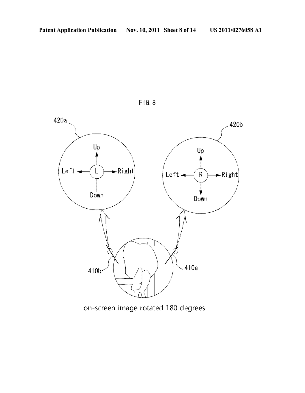 SURGICAL ROBOT SYSTEM, AND METHOD FOR CONTROLLING SAME - diagram, schematic, and image 09