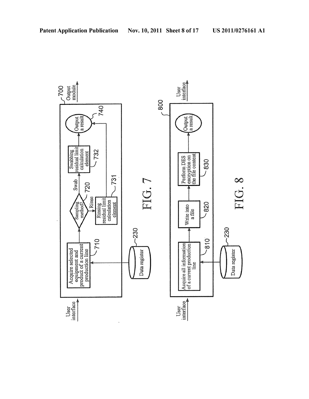 Server for Integrated Pharmaceutical Analysis and Report Generation     Service, Method of Integrated Pharmaceutical Manufacturing and Research     and Development Numerical Analysis, and Computer Readable Recording     Medium - diagram, schematic, and image 09