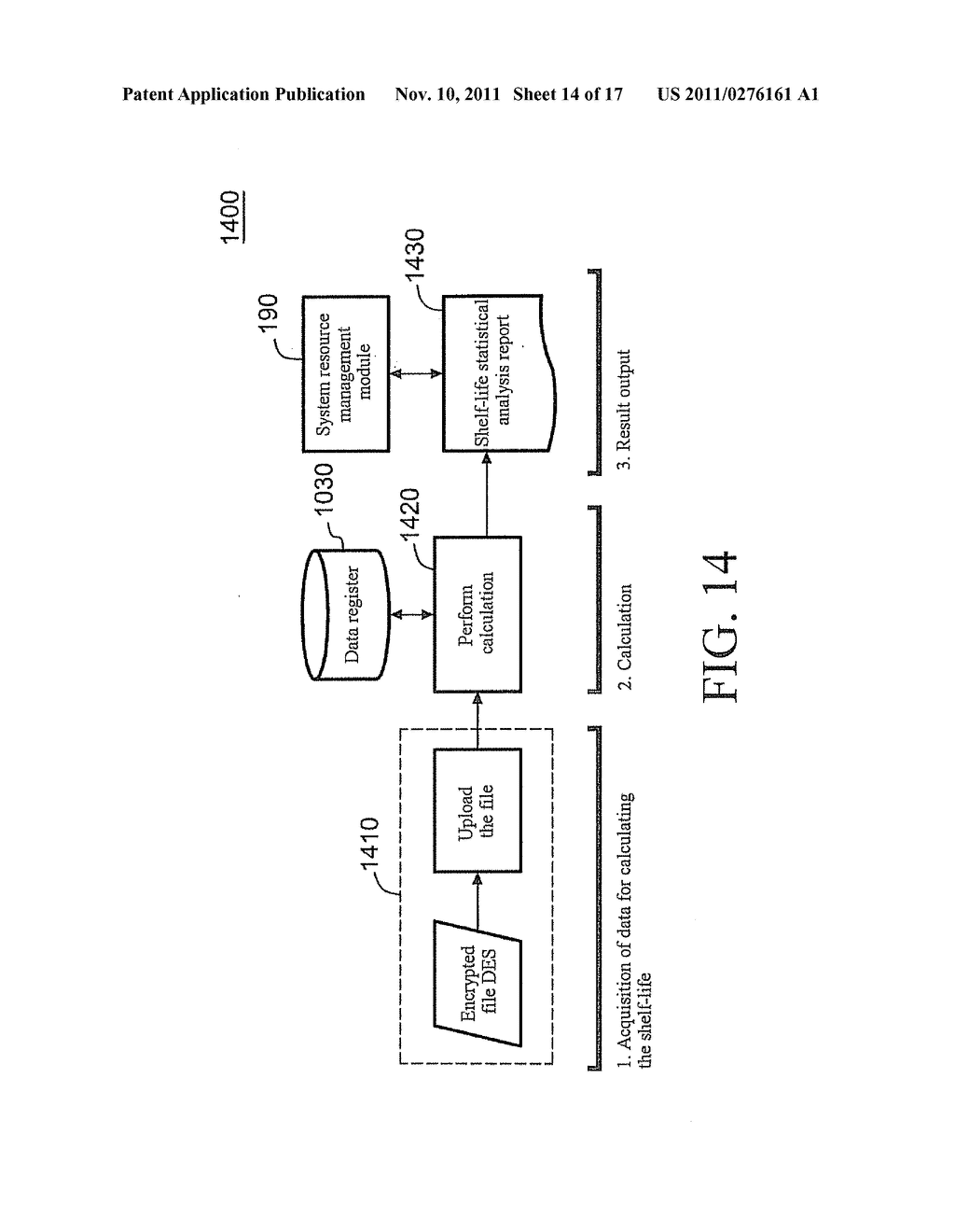 Server for Integrated Pharmaceutical Analysis and Report Generation     Service, Method of Integrated Pharmaceutical Manufacturing and Research     and Development Numerical Analysis, and Computer Readable Recording     Medium - diagram, schematic, and image 15