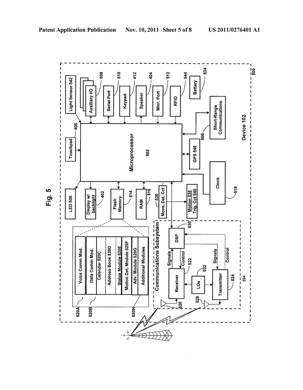 SYSTEM AND METHOD FOR DISTRIBUTING MESSAGES TO AN ELECTRONIC DEVICE BASED     ON CORRELATION OF DATA RELATING TO A USER OF THE DEVICE - diagram, schematic, and image 06