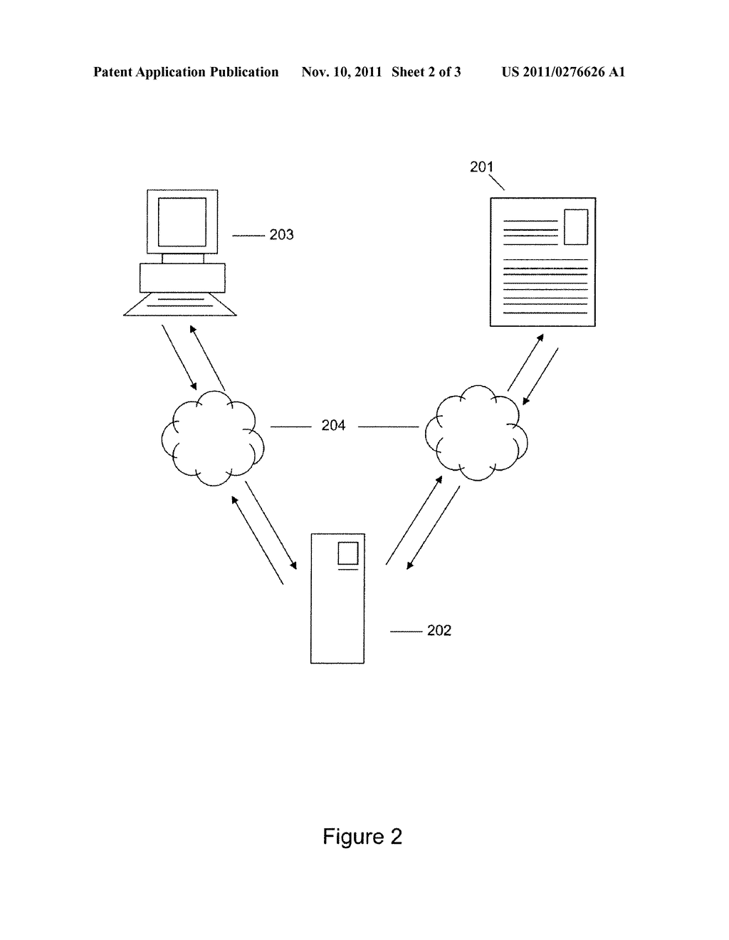 SYSTEM AND METHOD FOR DETERRING TRAVERSAL OF DOMAINS CONTAINING NETWORK     RESOURCES - diagram, schematic, and image 03