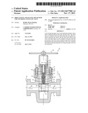 DRIVE SLEEVE AND SEALING MECHANISM FOR NON-RISING STEM GATE VALVE diagram and image