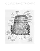 5-Day Combat Backpack diagram and image