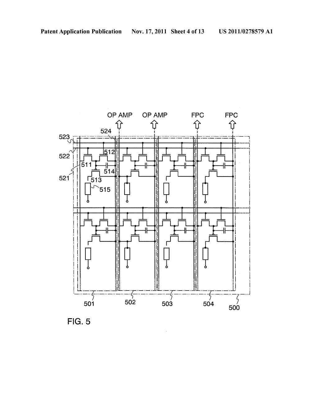 DISPLAY DEVICE AND CONTROLLING METHOD THEREOF - diagram, schematic, and image 05