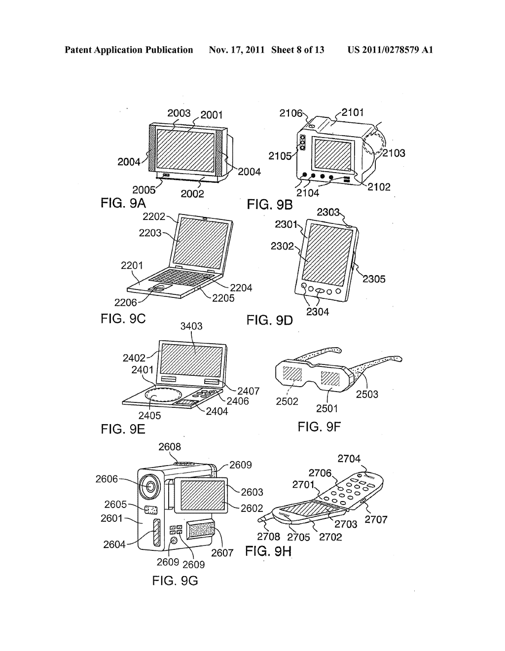 DISPLAY DEVICE AND CONTROLLING METHOD THEREOF - diagram, schematic, and image 09