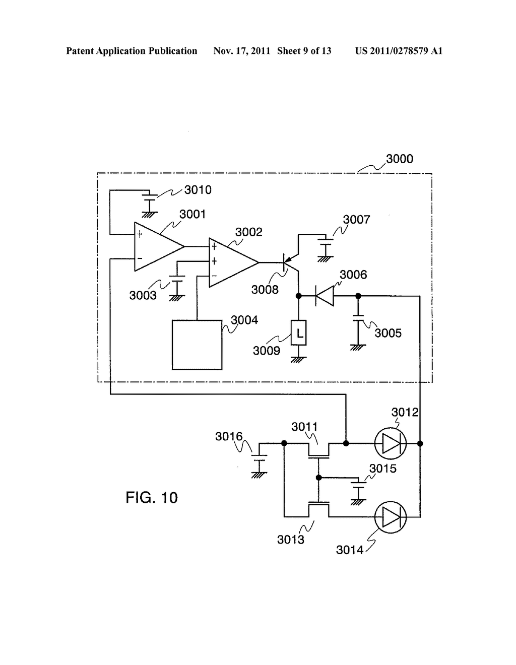 DISPLAY DEVICE AND CONTROLLING METHOD THEREOF - diagram, schematic, and image 10