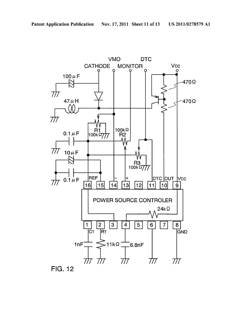 DISPLAY DEVICE AND CONTROLLING METHOD THEREOF - diagram, schematic, and image 12