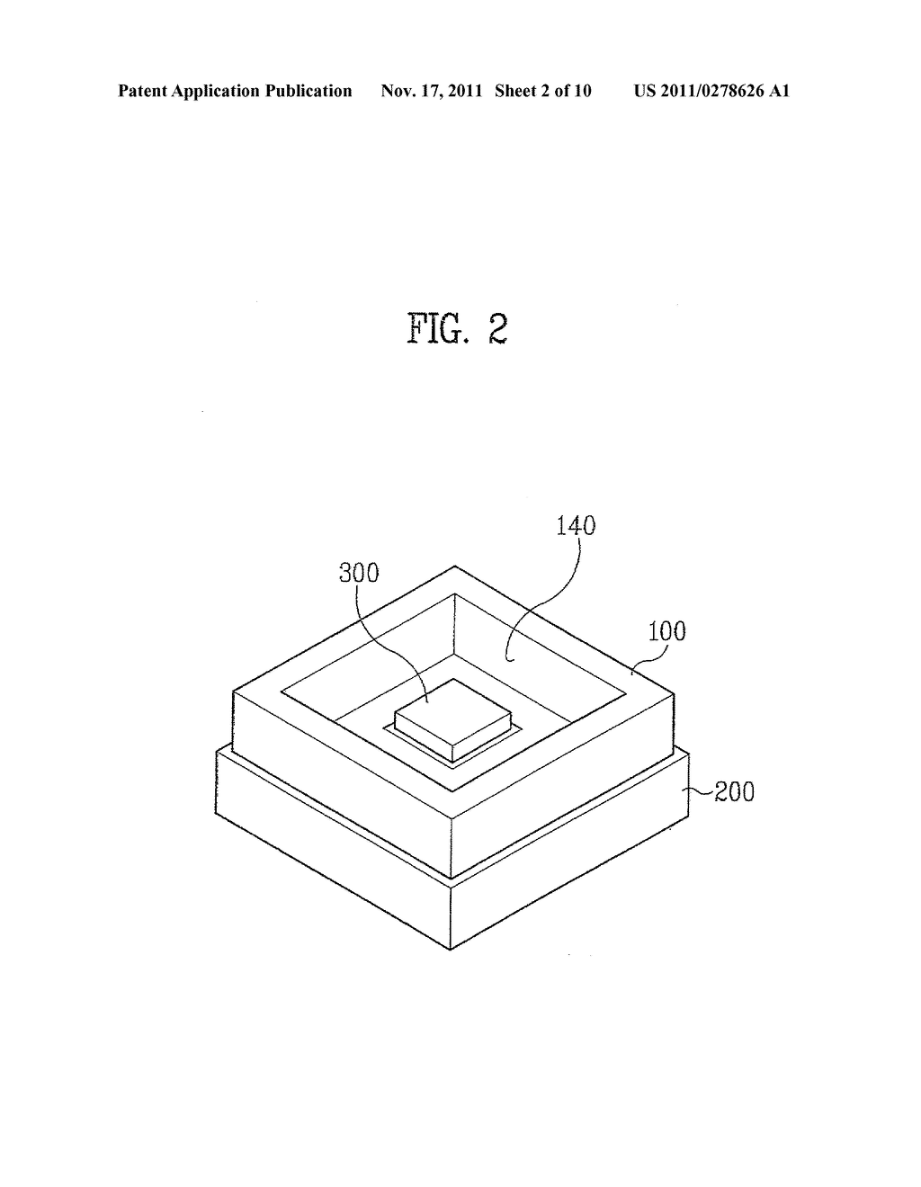 LIGHT EMITTING DEVICE PACKAGE AND METHOD FOR MANUFACTURING THE SAME - diagram, schematic, and image 03