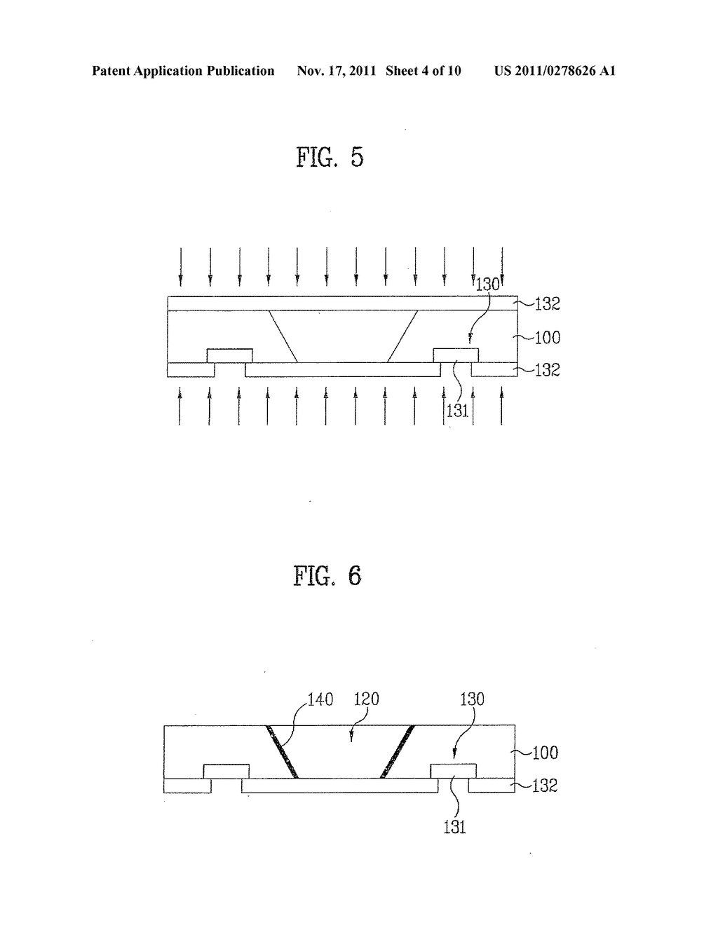 LIGHT EMITTING DEVICE PACKAGE AND METHOD FOR MANUFACTURING THE SAME - diagram, schematic, and image 05
