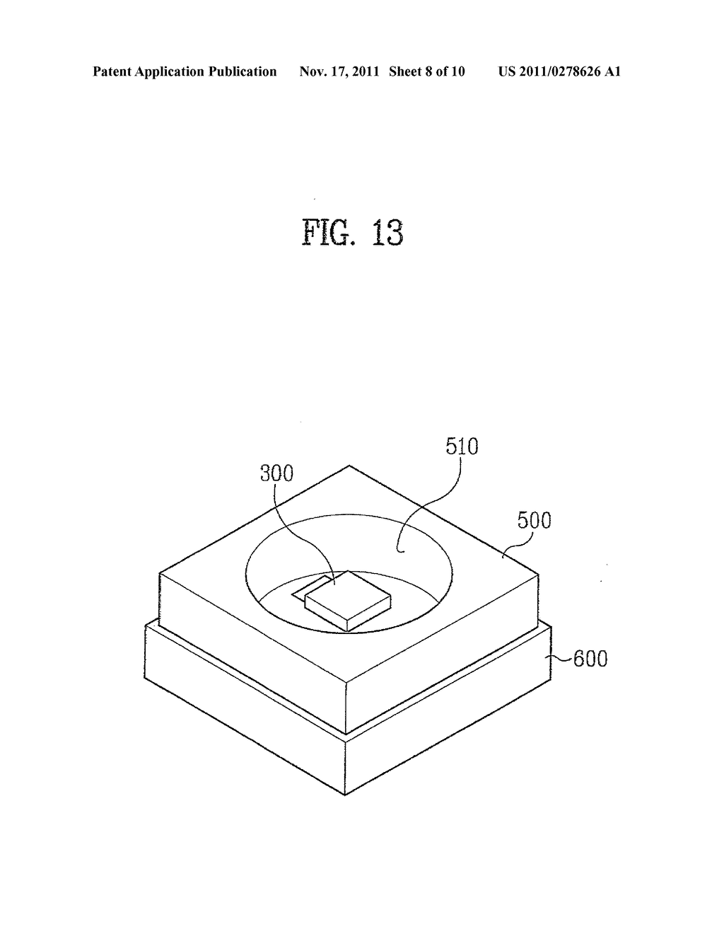 LIGHT EMITTING DEVICE PACKAGE AND METHOD FOR MANUFACTURING THE SAME - diagram, schematic, and image 09