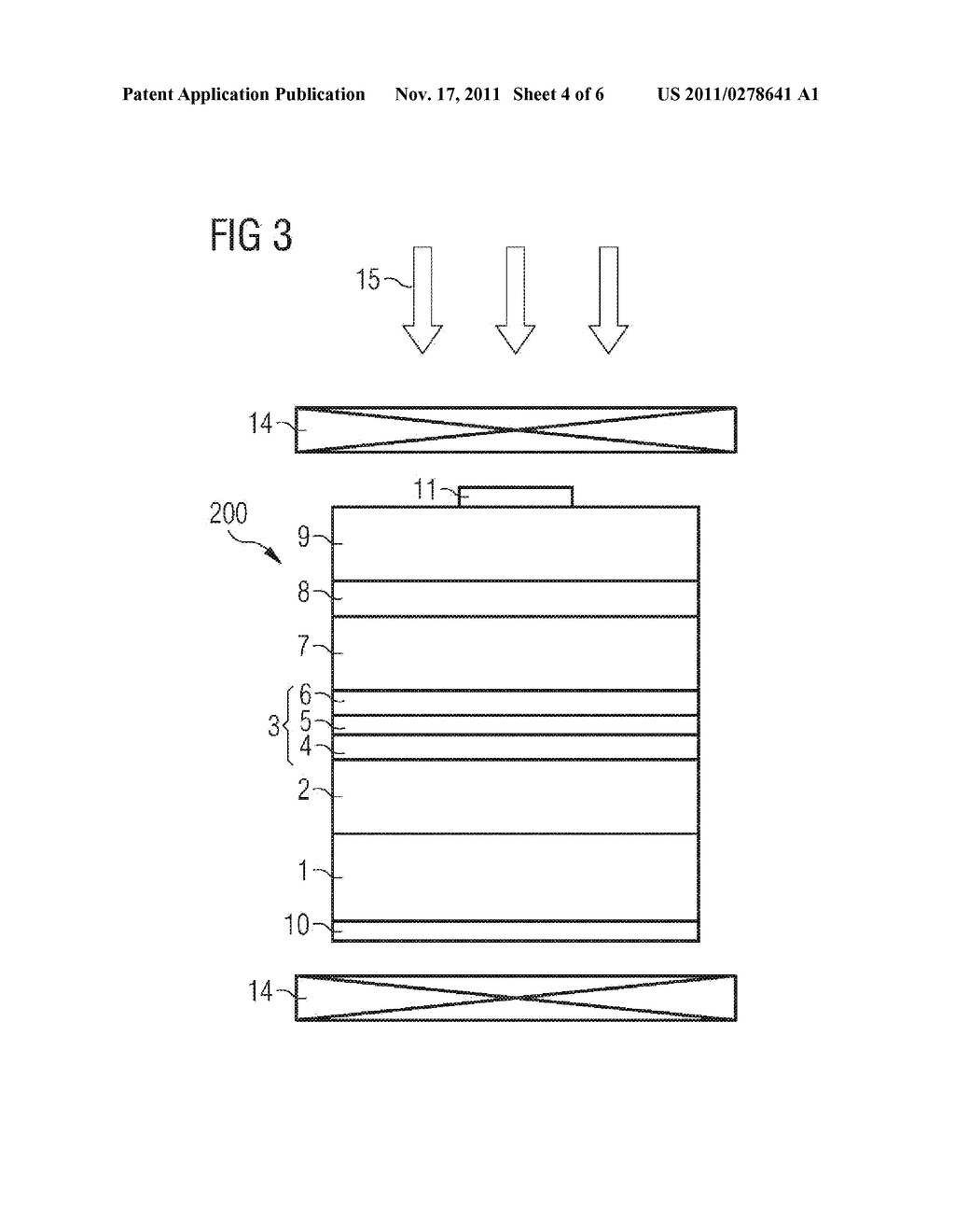 METHOD FOR PRODUCING AN OPTOELECTRONIC SEMICONDUCTOR CHIP AND     OPTOELECTRONIC SEMICONDUCTOR CHIP - diagram, schematic, and image 05