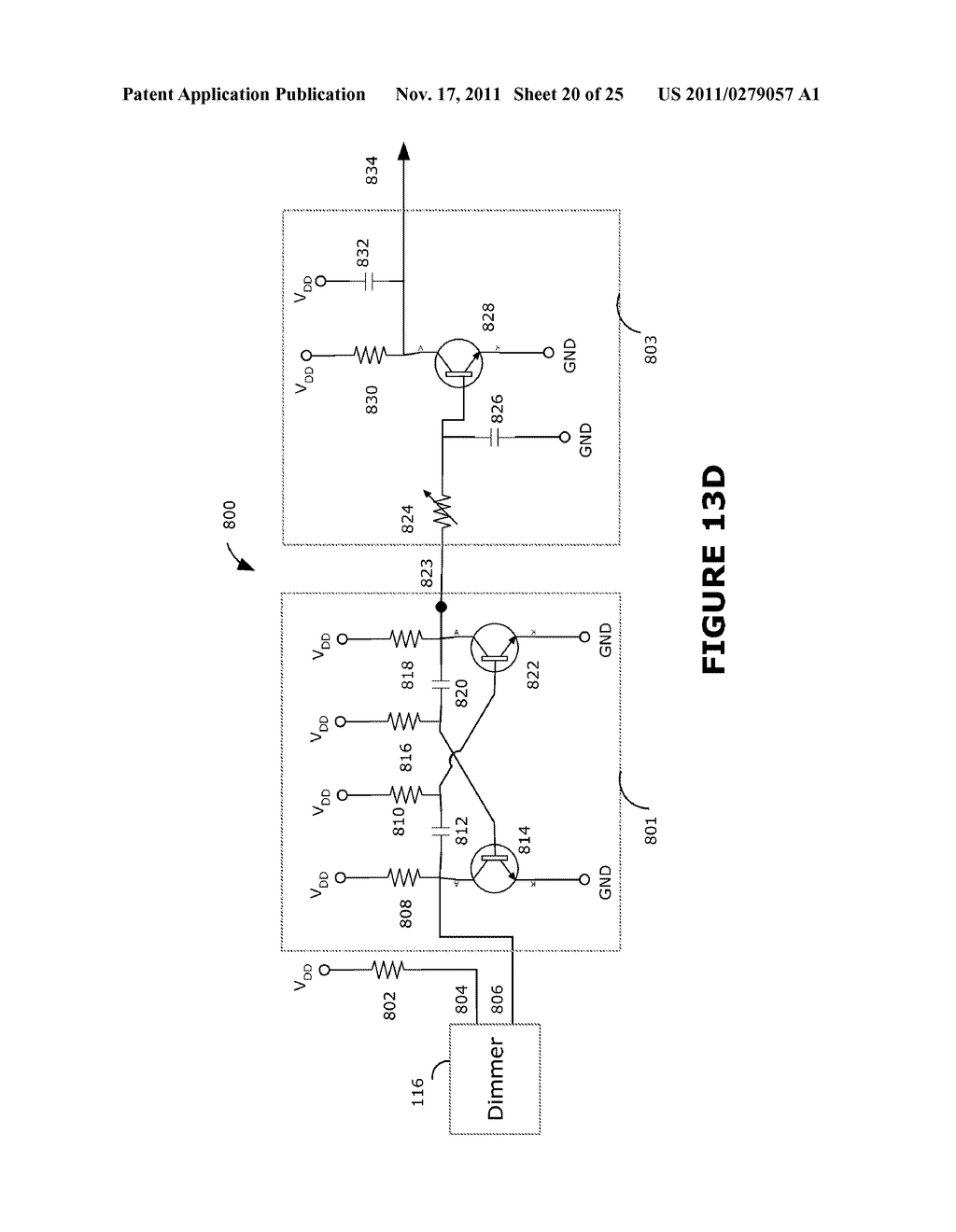 CONTROL APPARATUS AND LIGHTING APPARATUS INCORPORATING CONTROL APPARATUS - diagram, schematic, and image 21