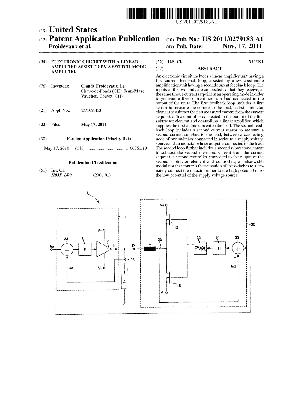 Linear Amplifier Circuit Gaincontrolled Diagram Tradeoficcom Electronic With A Assisted Switch Mode Schematic And Image