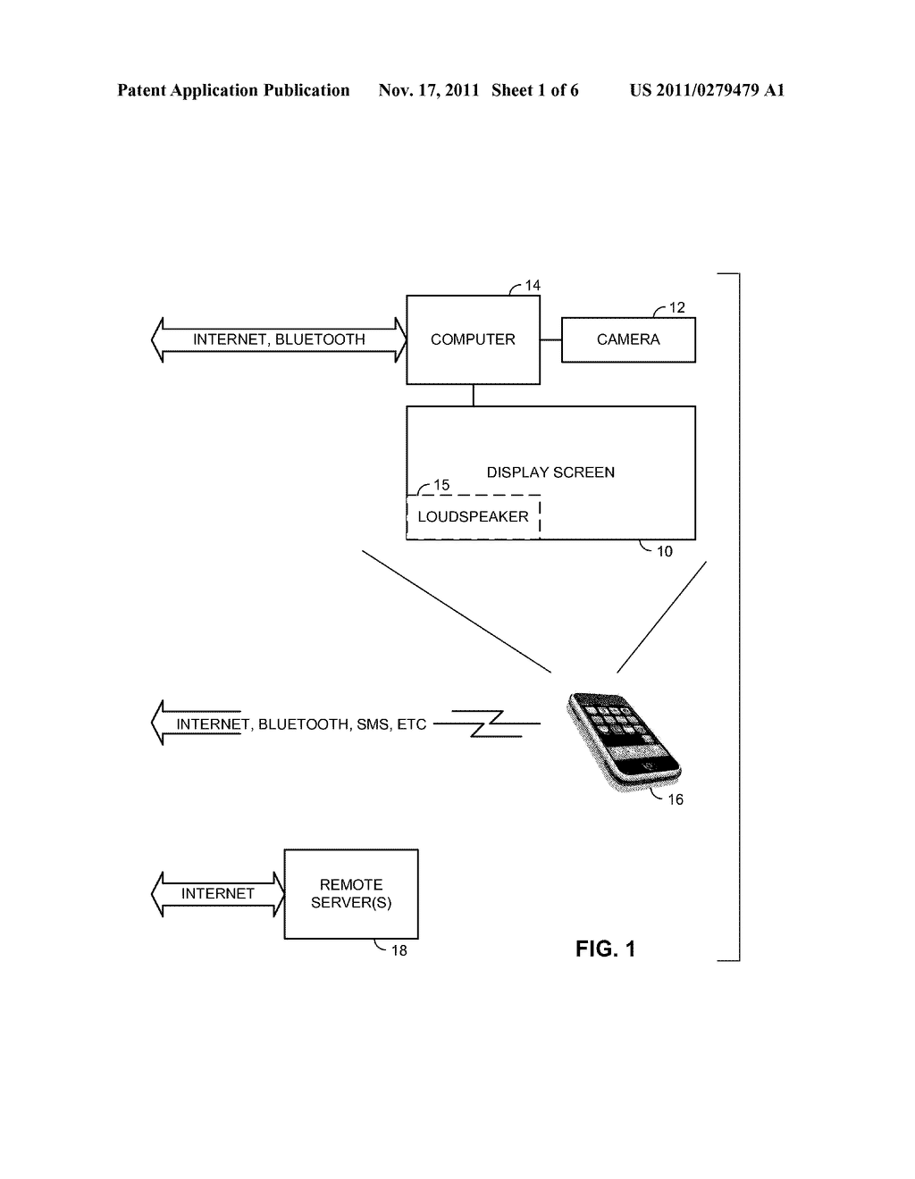 Narrowcasting From Public Displays, and Related Methods - diagram, schematic, and image 02