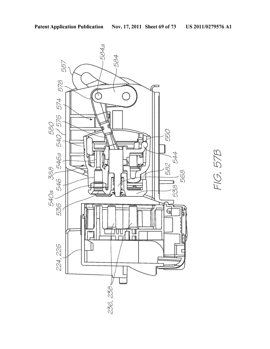 MULTI-PATH VALVE FOR PRINTHEAD - diagram, schematic, and image 70