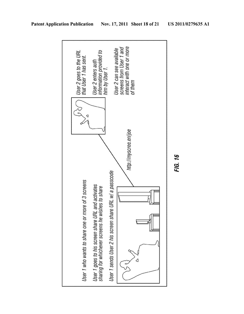 Systems and methods for scalable composition of media streams for     real-time multimedia communication - diagram, schematic, and image 19