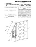 LOCKED WARNING APPARATUS USED FOR HANDLE OF HARD DISK DRIVE BRACKET diagram and image