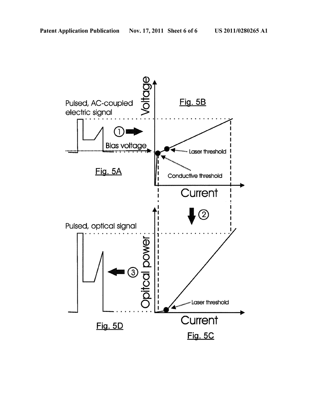 DRIVER CIRCUIT FOR THE DIRECT MODULATION OF A LASER DIODE - diagram,  schematic, and image 07