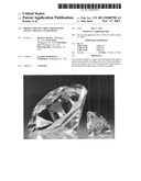 Production of Large, High Purity Single Crystal CVD Diamond diagram and image