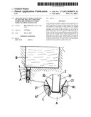AIR GUIDE SHAFT CAPABLE OF FILLING TO AIR GUIDE HOLE OF A MOLD FOR GUIDING     AIR AND PREVENT LARGE PARTICLES FROM FLOWING OUT diagram and image