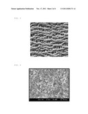 ORGANIC/INORGANIC COMPOSITE POROUS FILM AND ELECTROCHEMICAL DEVICE     PREPARED THEREBY diagram and image