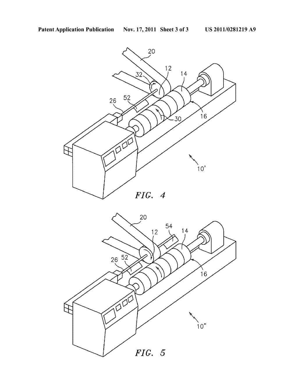 Apparatus and Method for Thermally Developing Flexographic Printing     Elements - diagram, schematic, and image 04