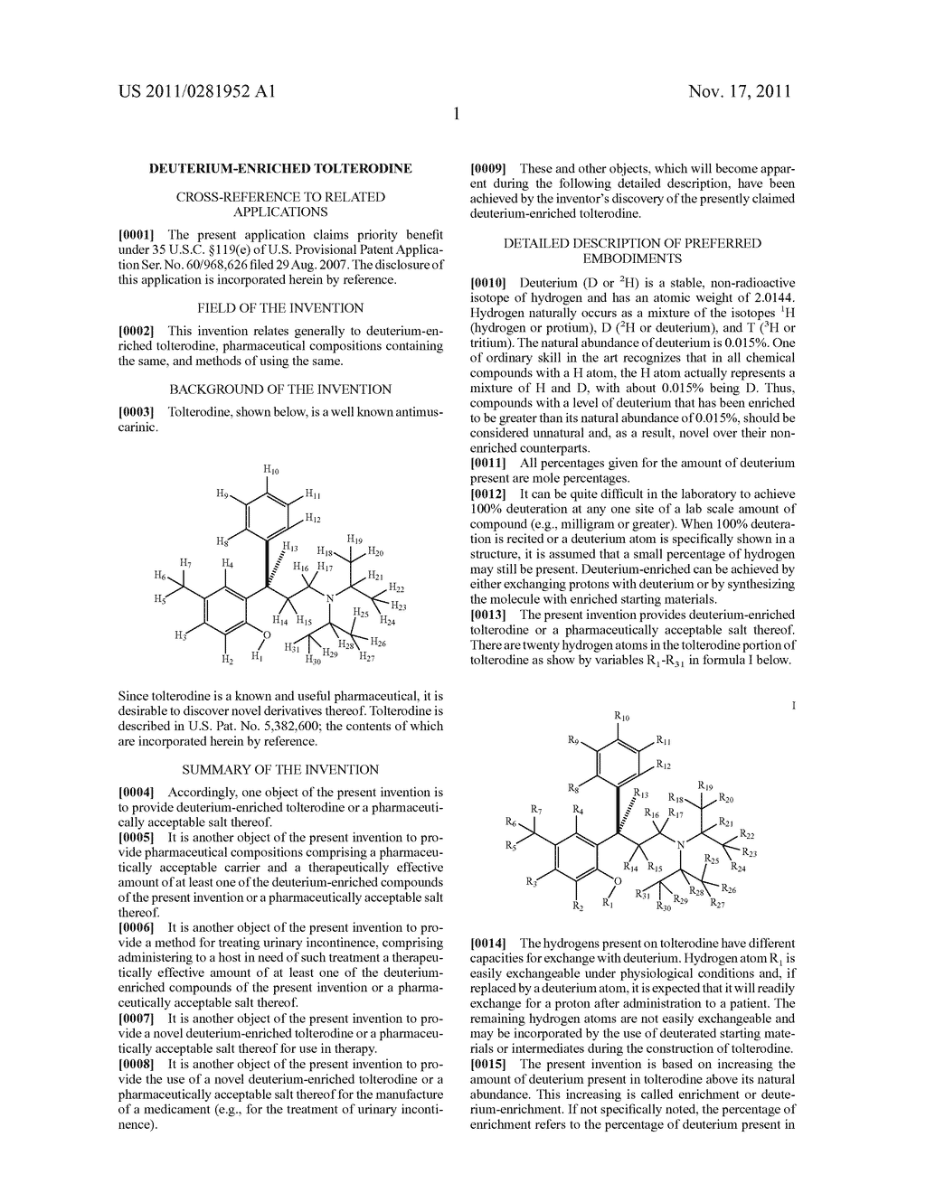 DEUTERIUM-ENRICHED TOLTERODINE - diagram, schematic, and image 02