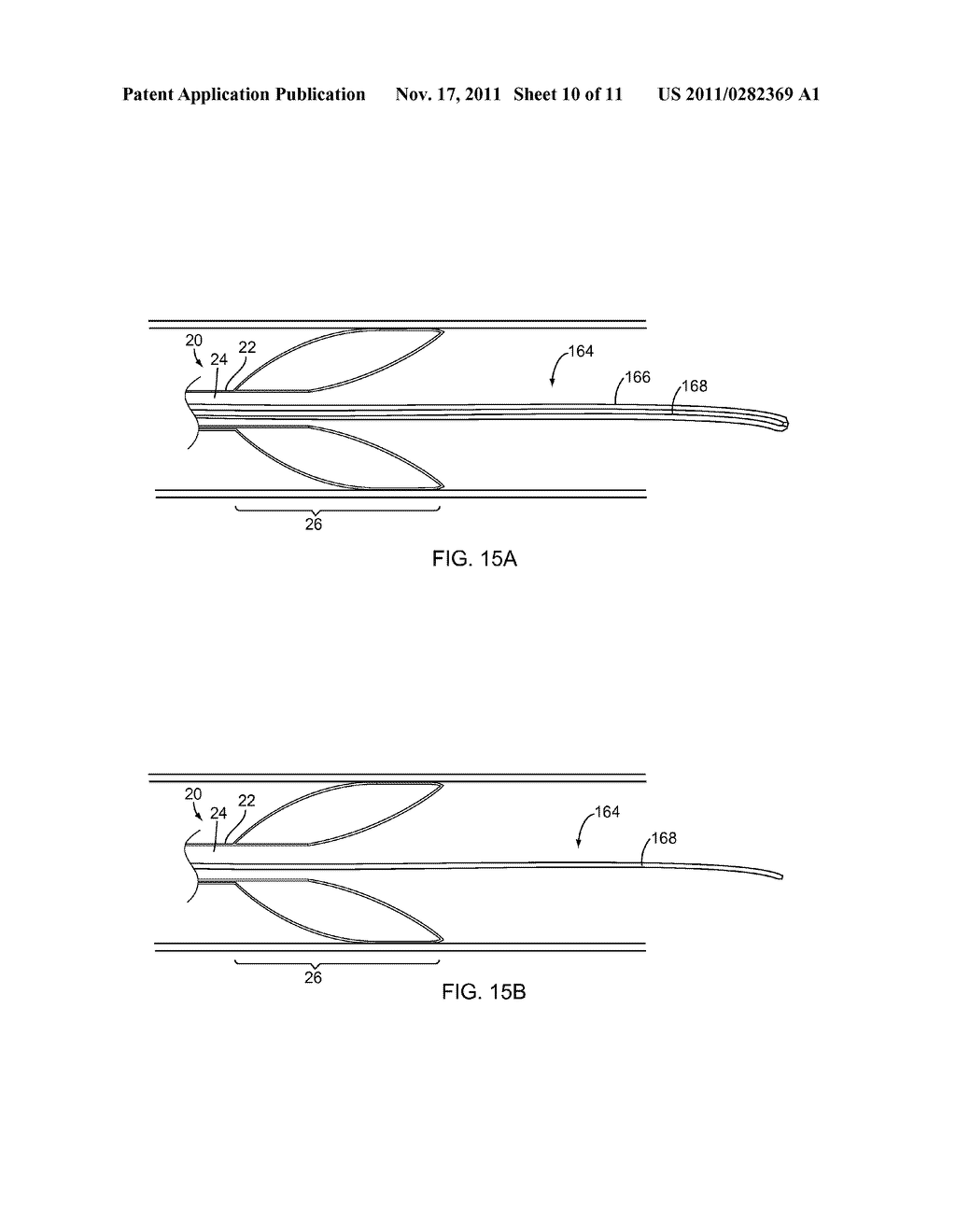 APPARATUS AND METHODS FOR ACCESSING AND REMOVING MATERIAL FROM BODY LUMENS - diagram, schematic, and image 11