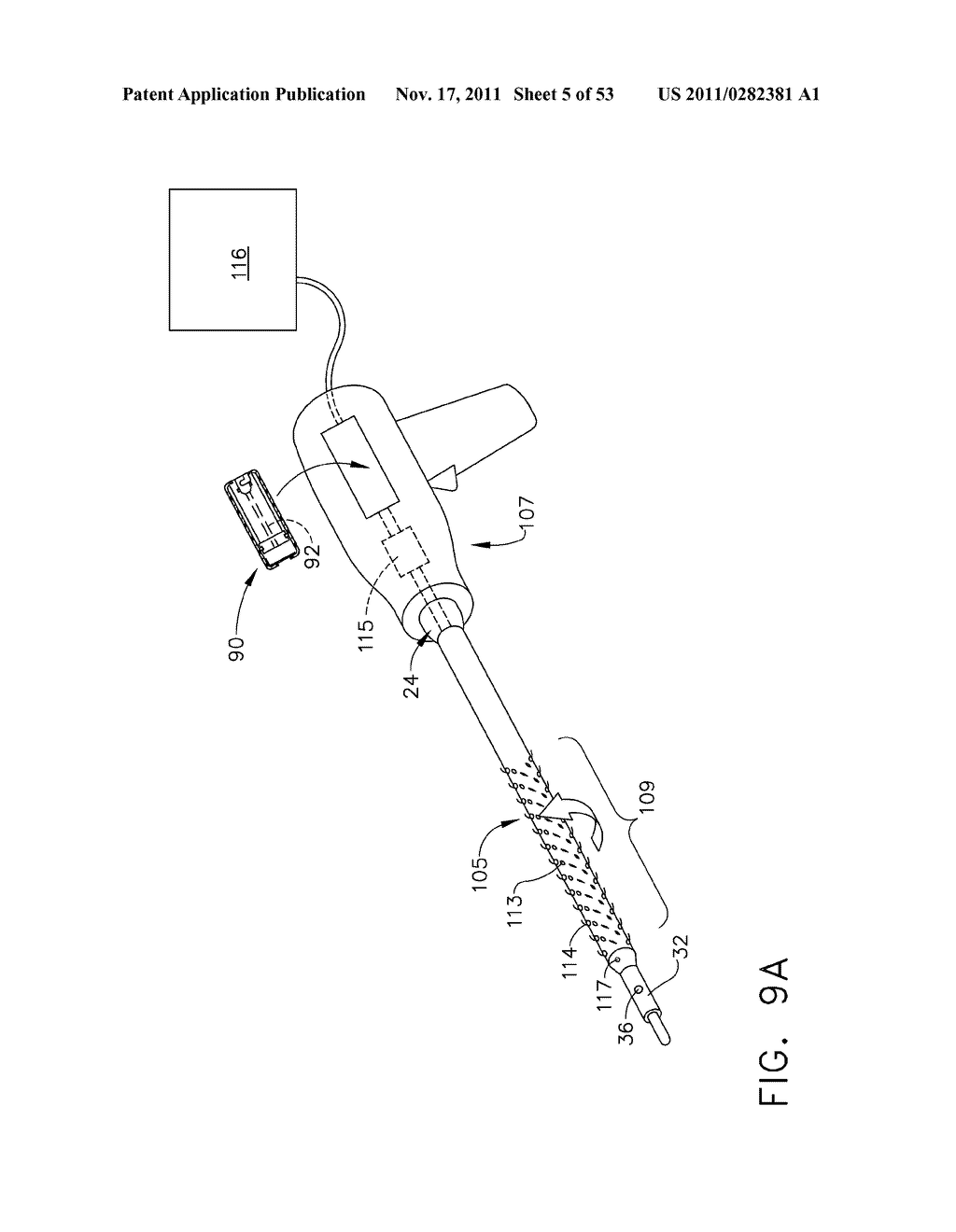 Therapeutic Cell Applicator Instrument with Modular Tips - diagram, schematic, and image 06