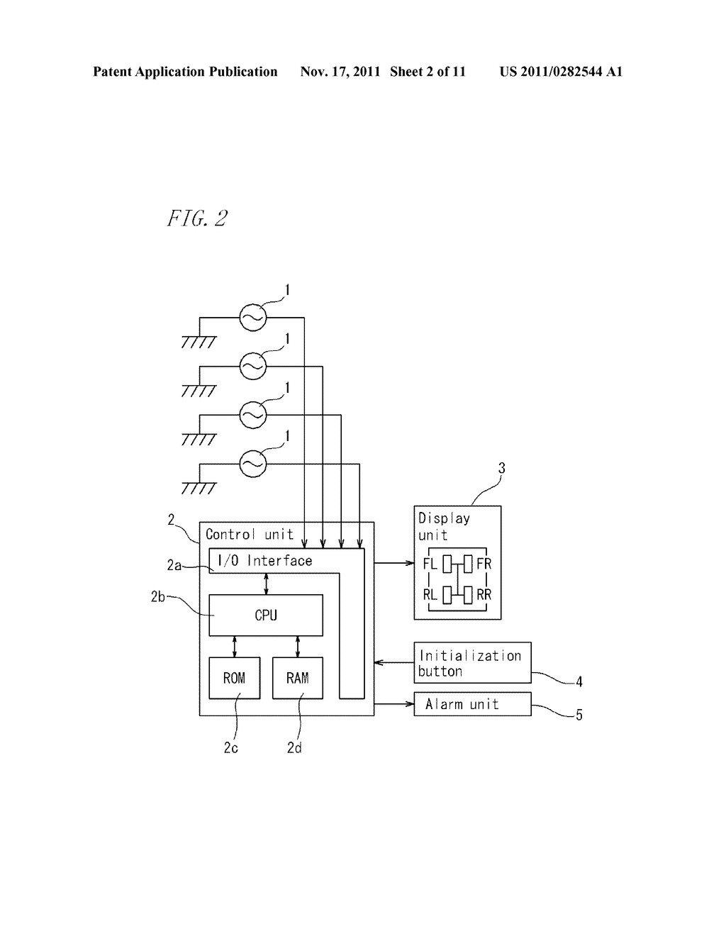 APPARATUS AND METHOD FOR DETECTING DECREASE IN TIRE AIR PRESSURE AND     PROGRAM FOR DETECTING DECREASE IN TIRE AIR PRESSURE - diagram, schematic, and image 03