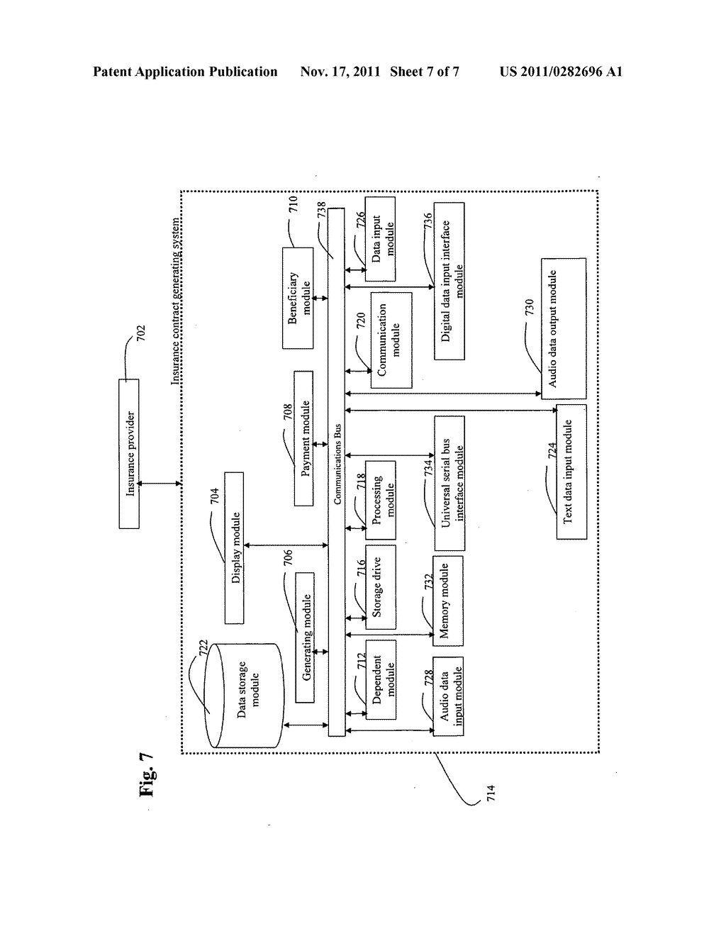 METHOD AND SYSTEM FOR PROCESSING DATA RELATED TO A DEFERRED ANNUITY HAVING     A MINIMUM CONTRACT VALUE - diagram, schematic, and image 08