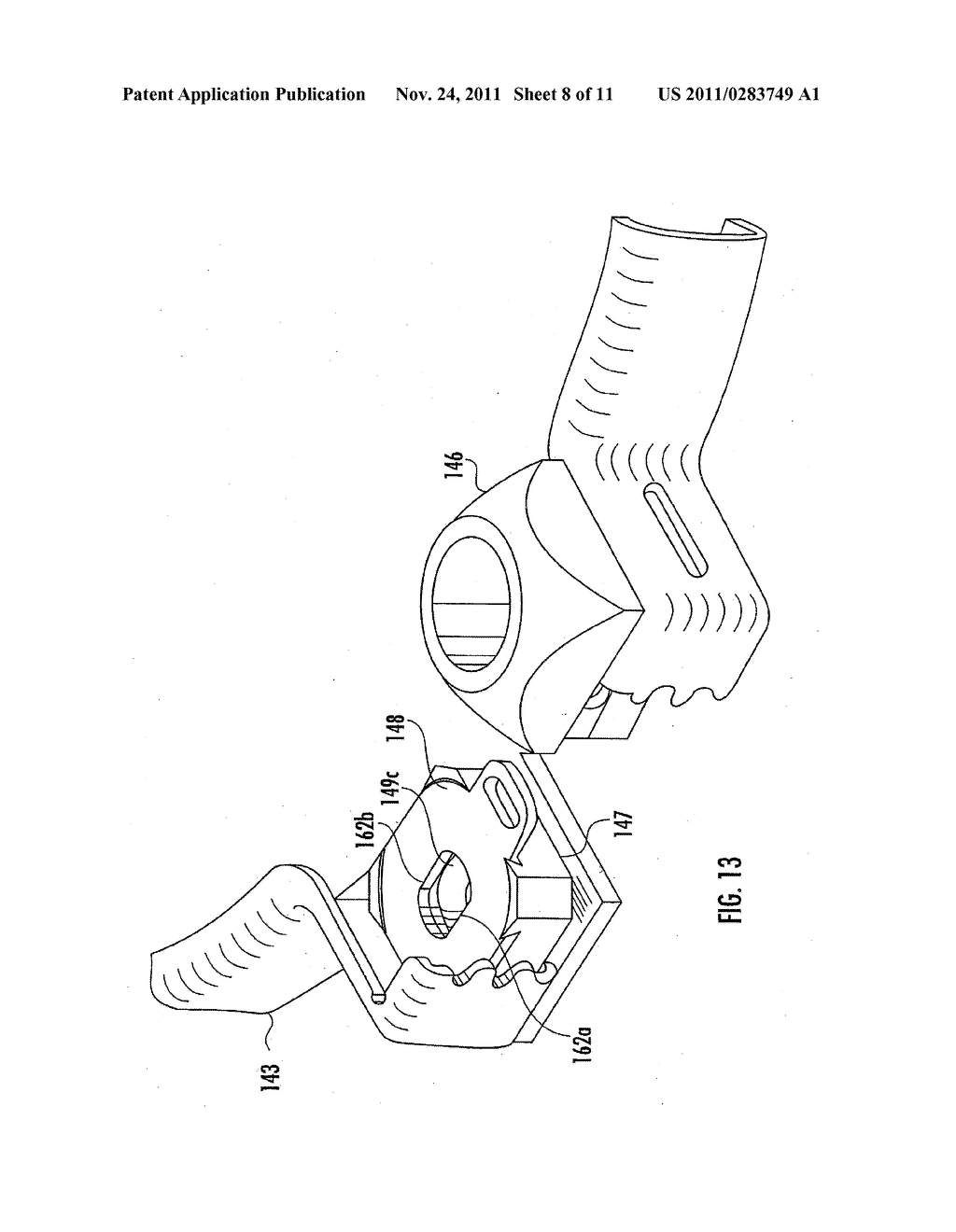 Rotation Restricted Locking Apparatus and Method - diagram, schematic, and image 09