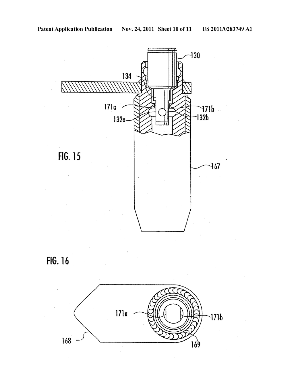 Rotation Restricted Locking Apparatus and Method - diagram, schematic, and image 11