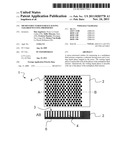 MICRO-STRUCTURED SURFACE HAVING TAILORED WETTING PROPERTIES diagram and image